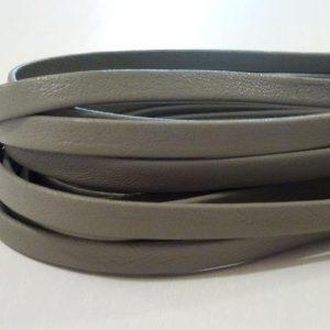Leer Nappa 5mm plat